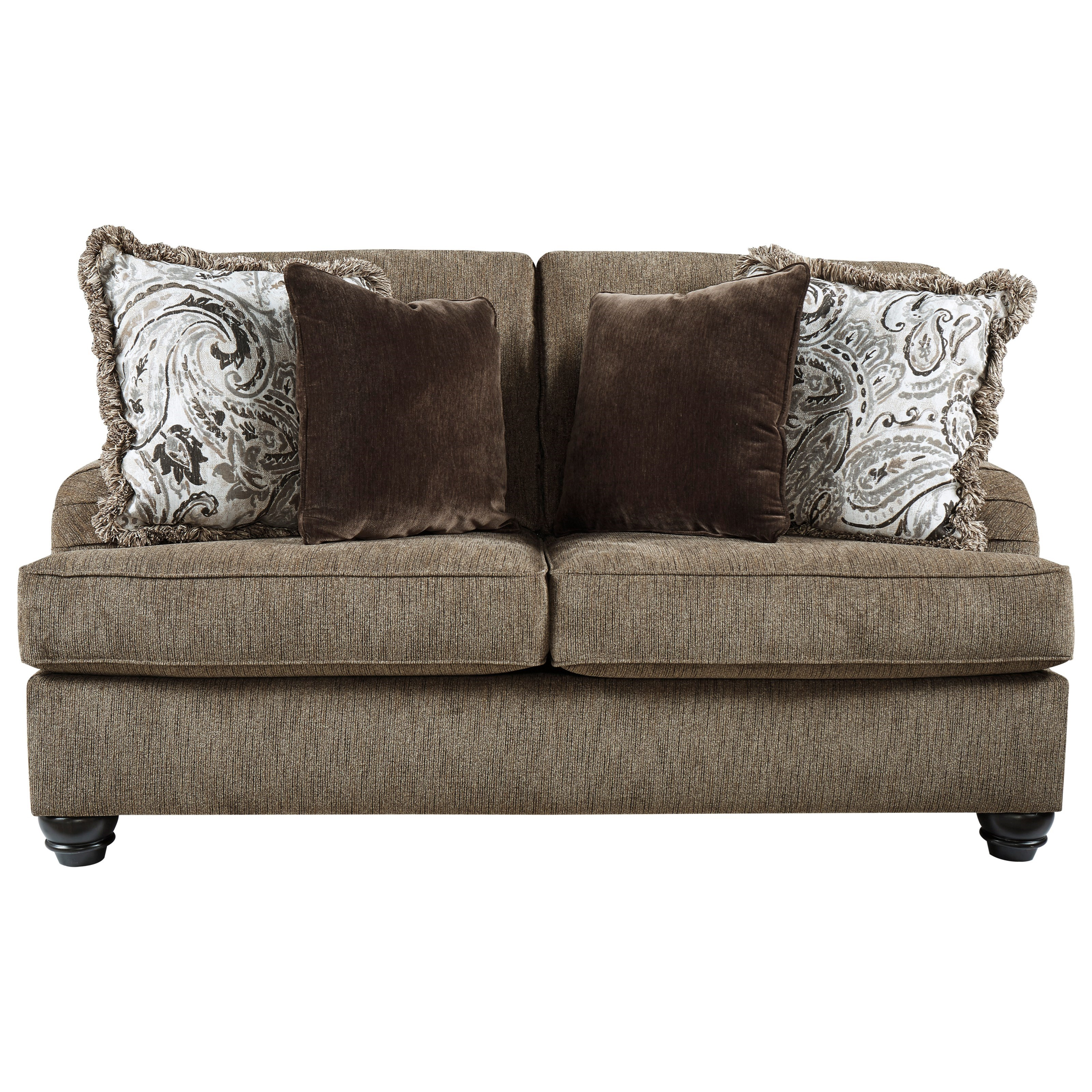 Braemar Loveseat by Benchcraft at Miller Waldrop Furniture and Decor