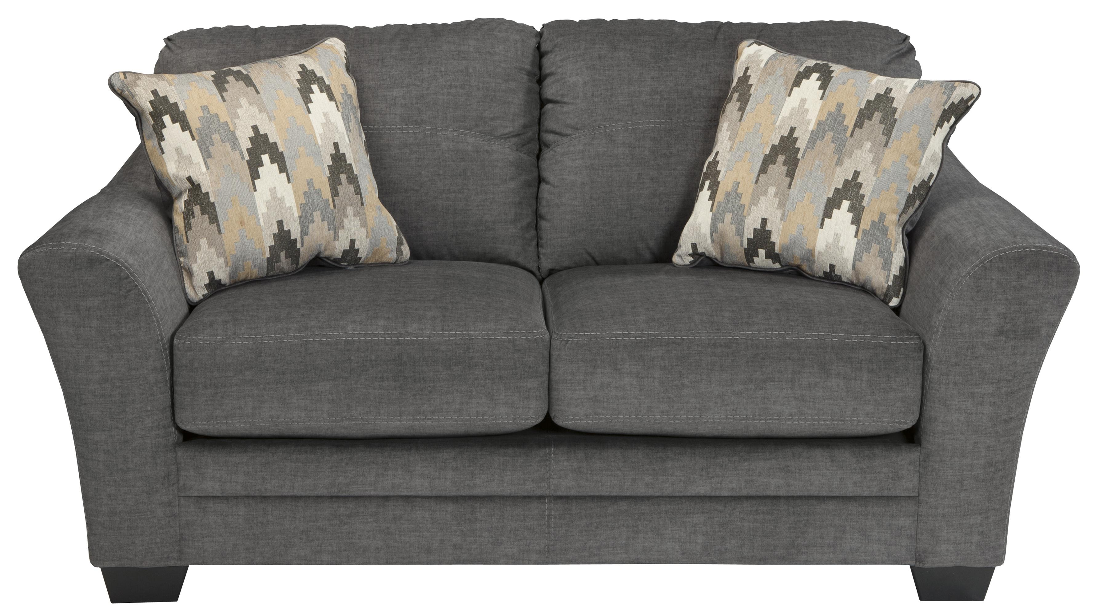 Benchcraft Braxlin Loveseat - Item Number: 8850235