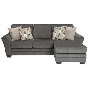Benchcraft Braxlin Queen Sofa Chaise Sleeper