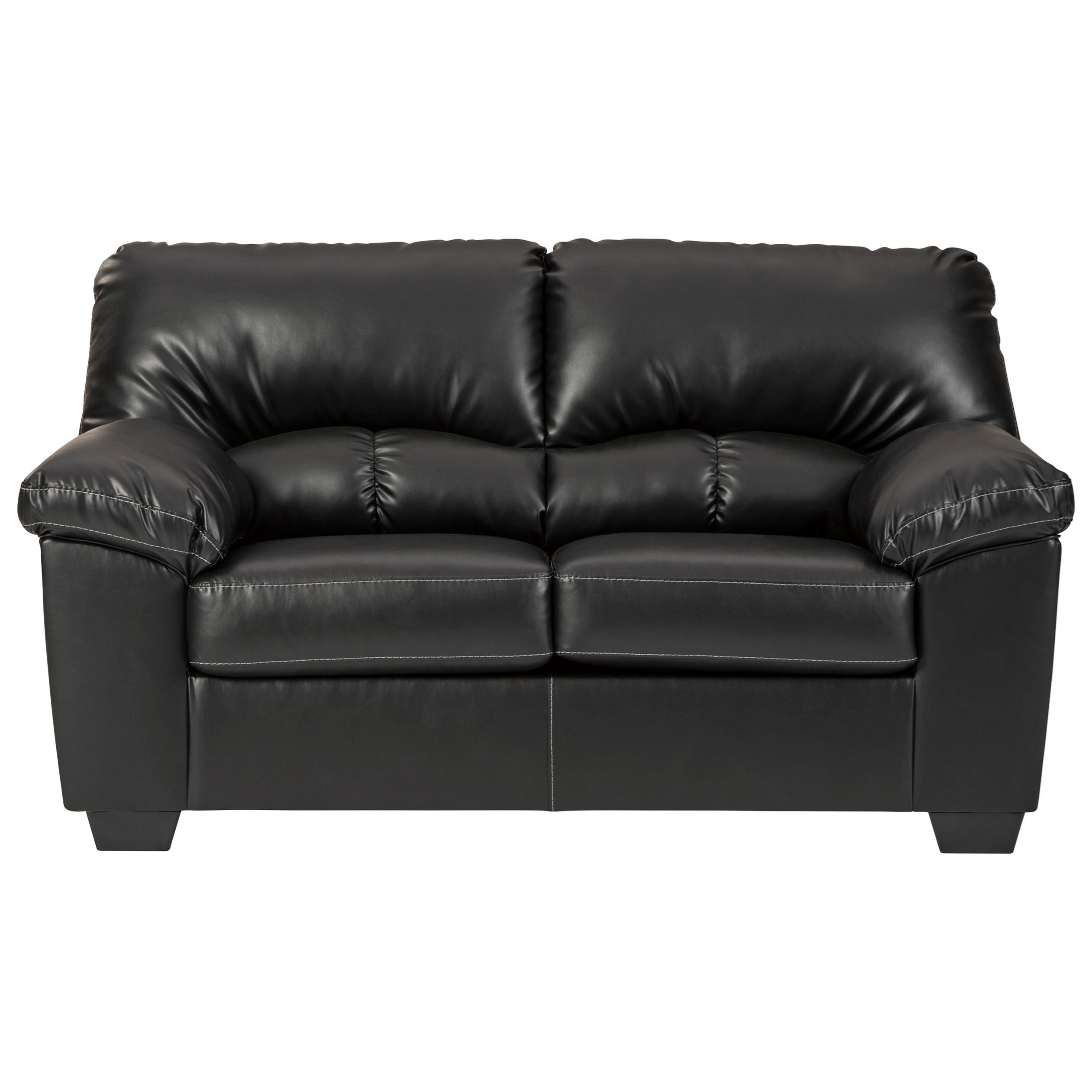 Brazoria Loveseat by Benchcraft at Zak's Warehouse Clearance Center