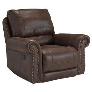 Signature Design By Ashley Breville Rocker Recliner