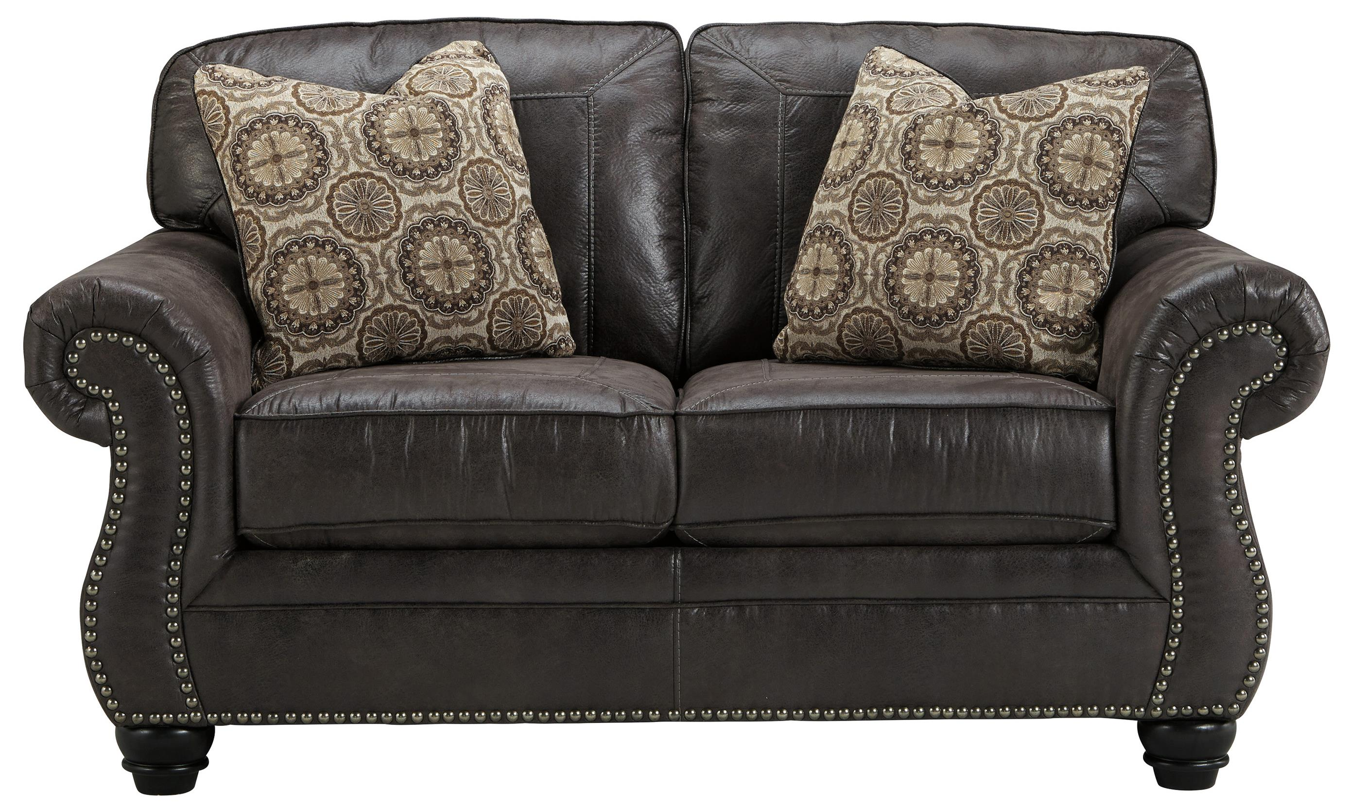 Benchcraft Breville Loveseat - Item Number: 8000435