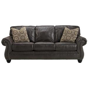 Benchcraft by Ashley Breville Queen Sofa Sleeper