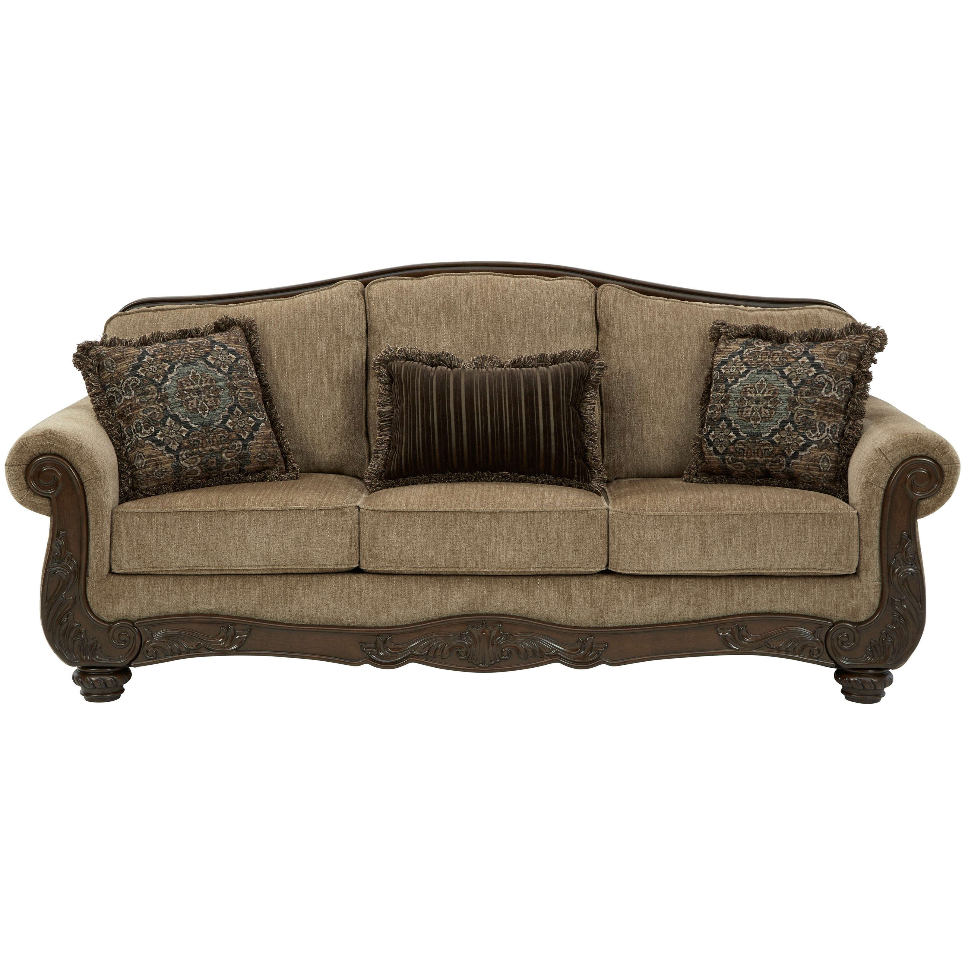 Briaroaks Sofa by Benchcraft at Zak's Warehouse Clearance Center