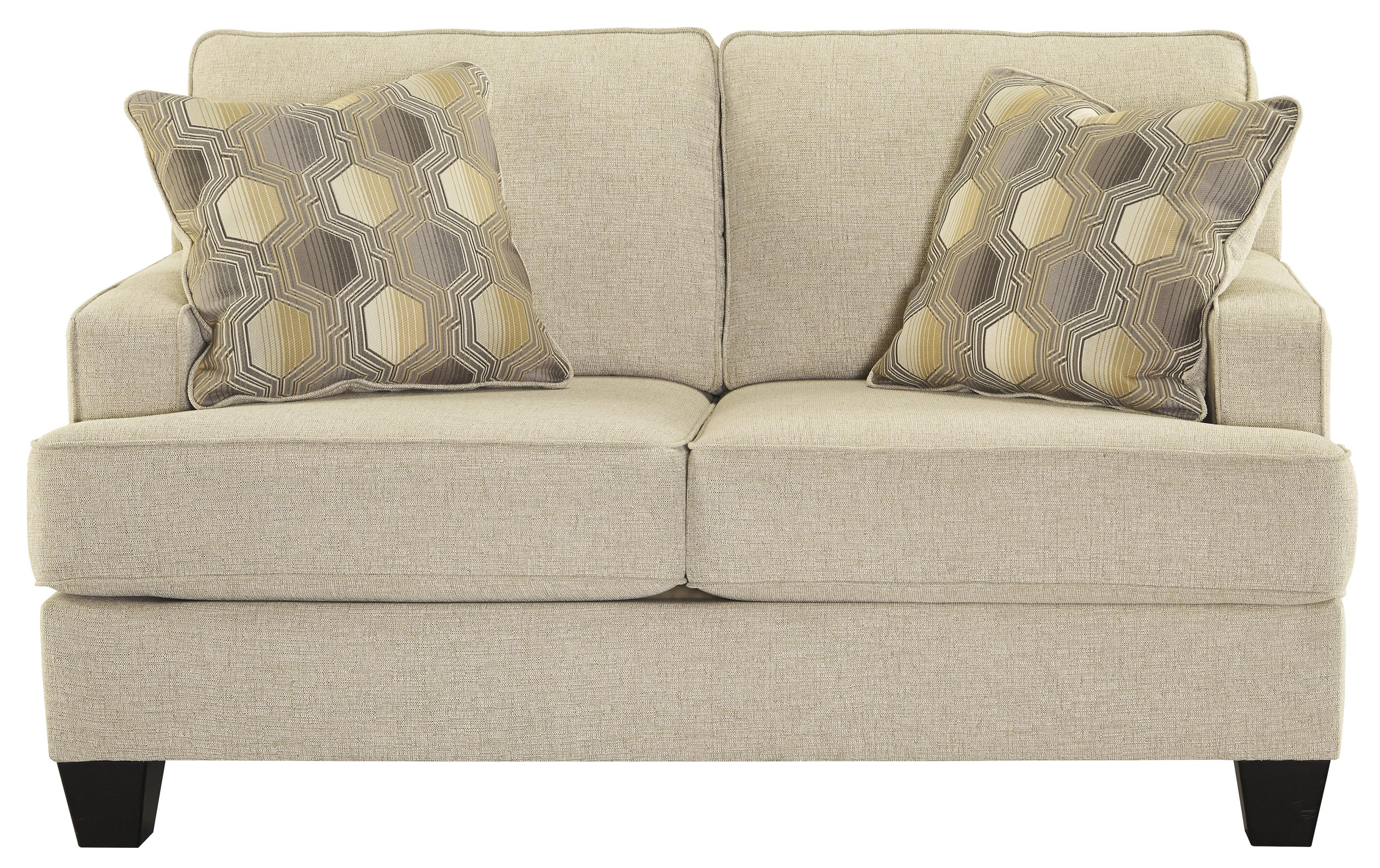 Ashley/Benchcraft Brielyn Loveseat - Item Number: 6140235
