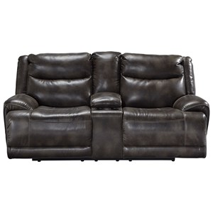 Benchcraft Brinlack Power Reclining Loveseat