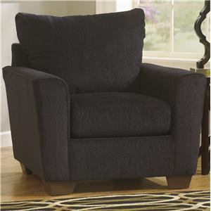 Benchcraft Brogain - Ebony Chair