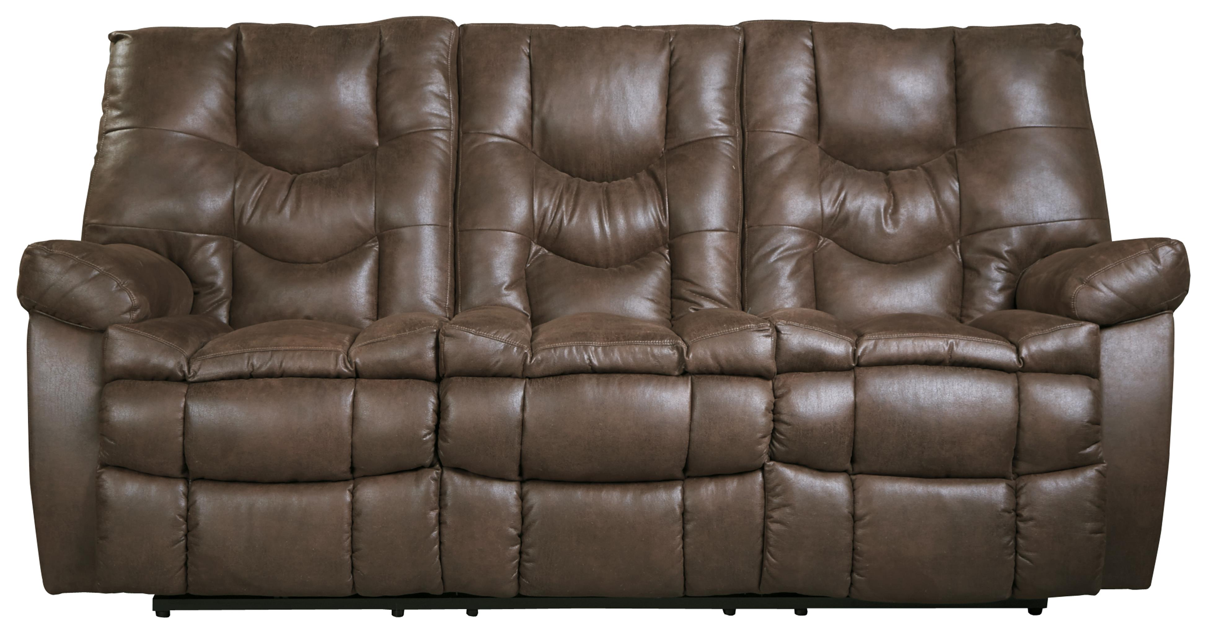 Benchcraft Burgett Reclining Power Sofa - Item Number: 9220187