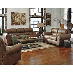 Ashley Burnsville Stationary Living Room Group