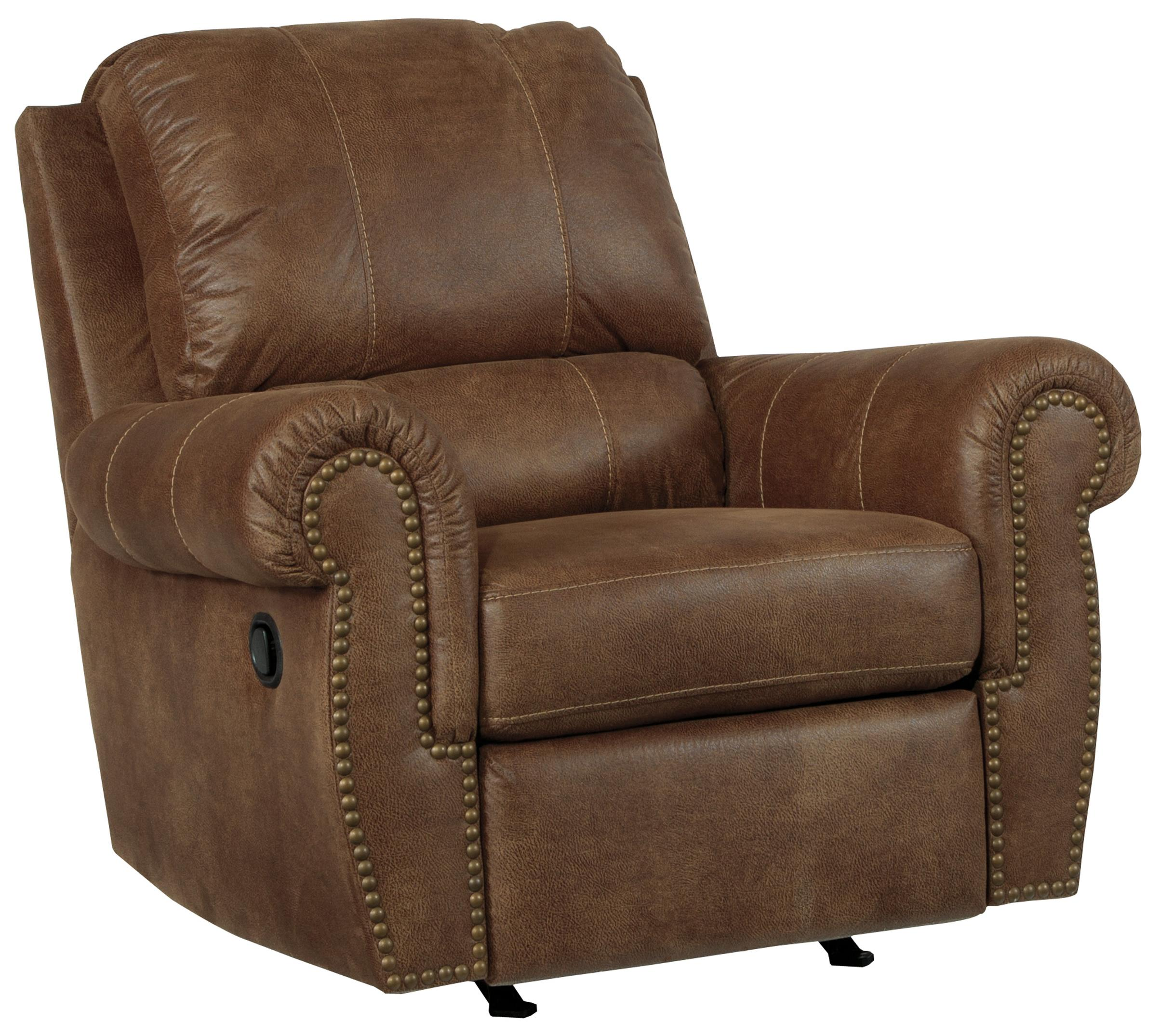 Benchcraft Burnsville Rocker Recliner - Item Number: 9720625
