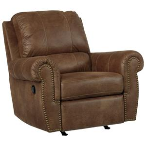 Ashley Burnsville Rocker Recliner