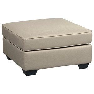 Benchcraft by Ashley Calicho Oversized Accent Ottoman