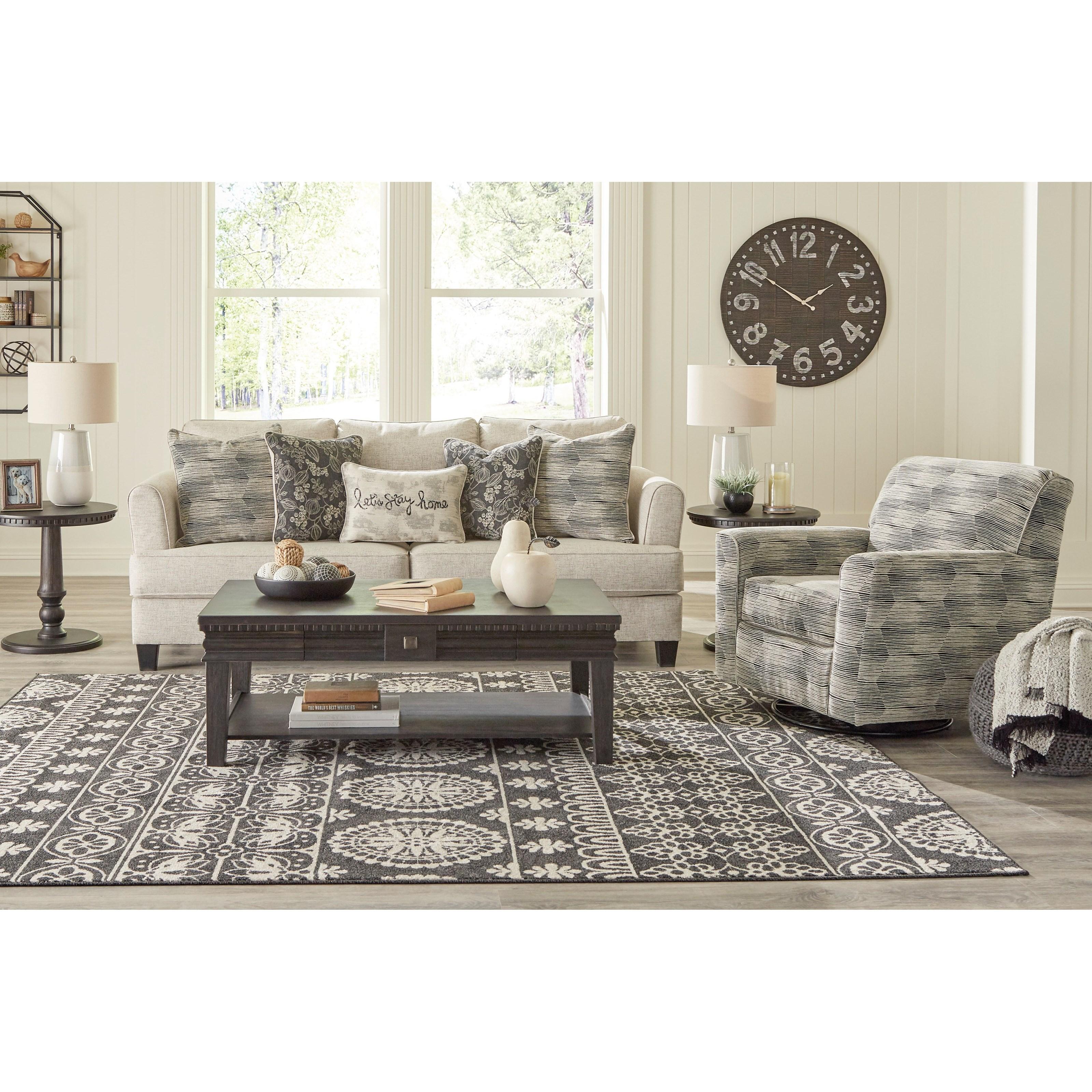 Callisburg Living Room Group by Benchcraft at Standard Furniture