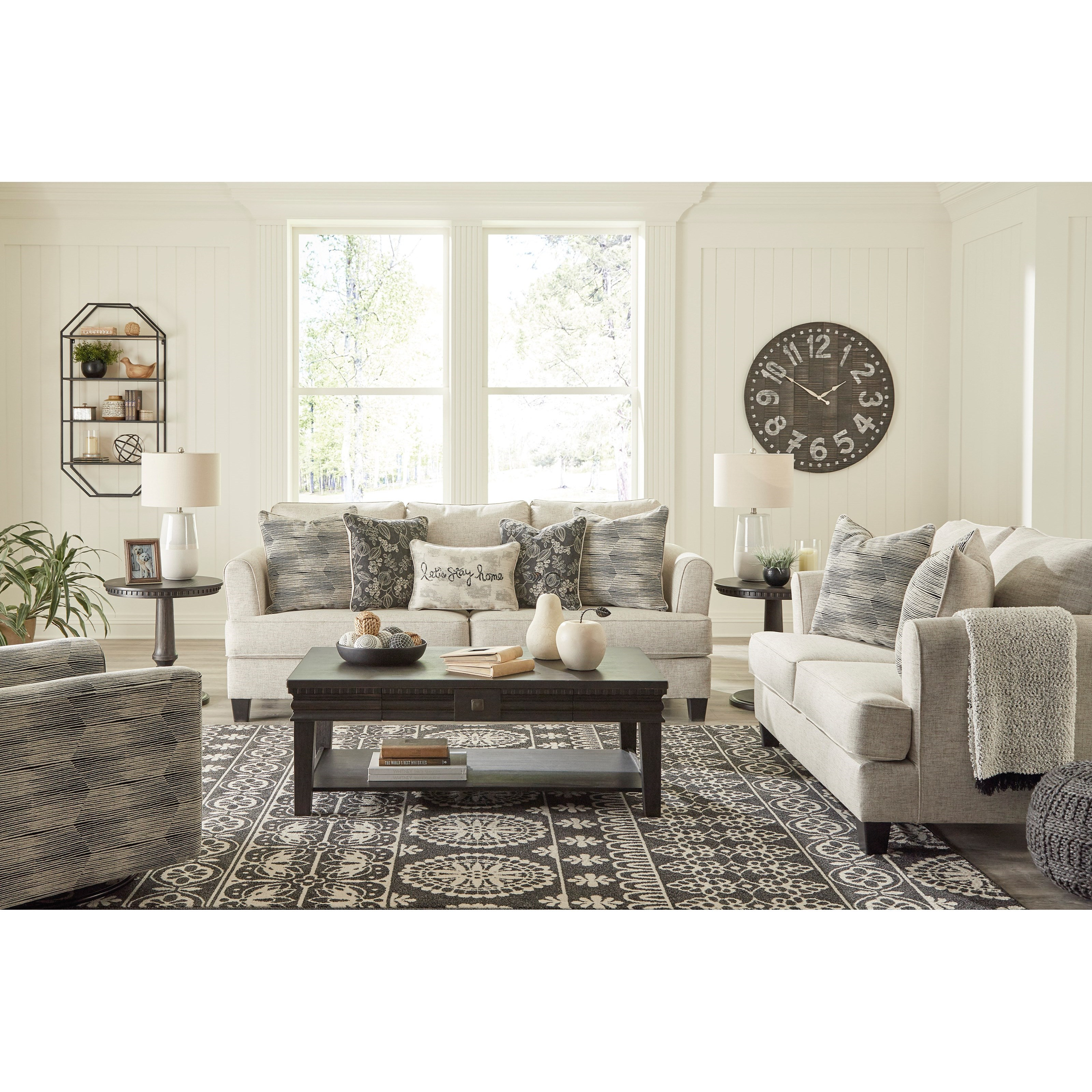 Callisburg Living Room Group by Benchcraft at Miller Waldrop Furniture and Decor
