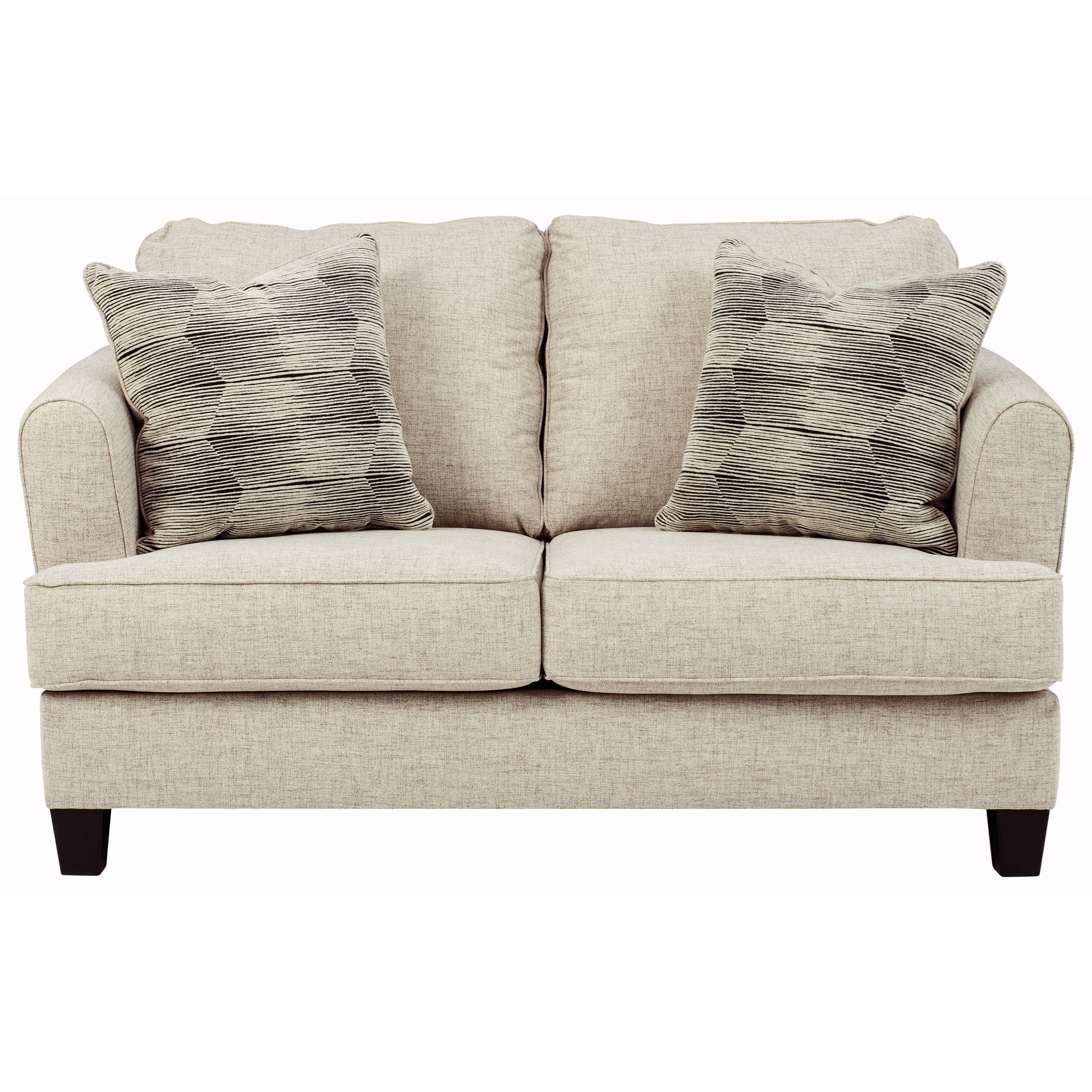 Callisburg Loveseat by Benchcraft at Miller Waldrop Furniture and Decor