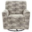 Benchcraft by Ashley Callisburg Swivel Glider Accent Chair - Item Number: 3900142