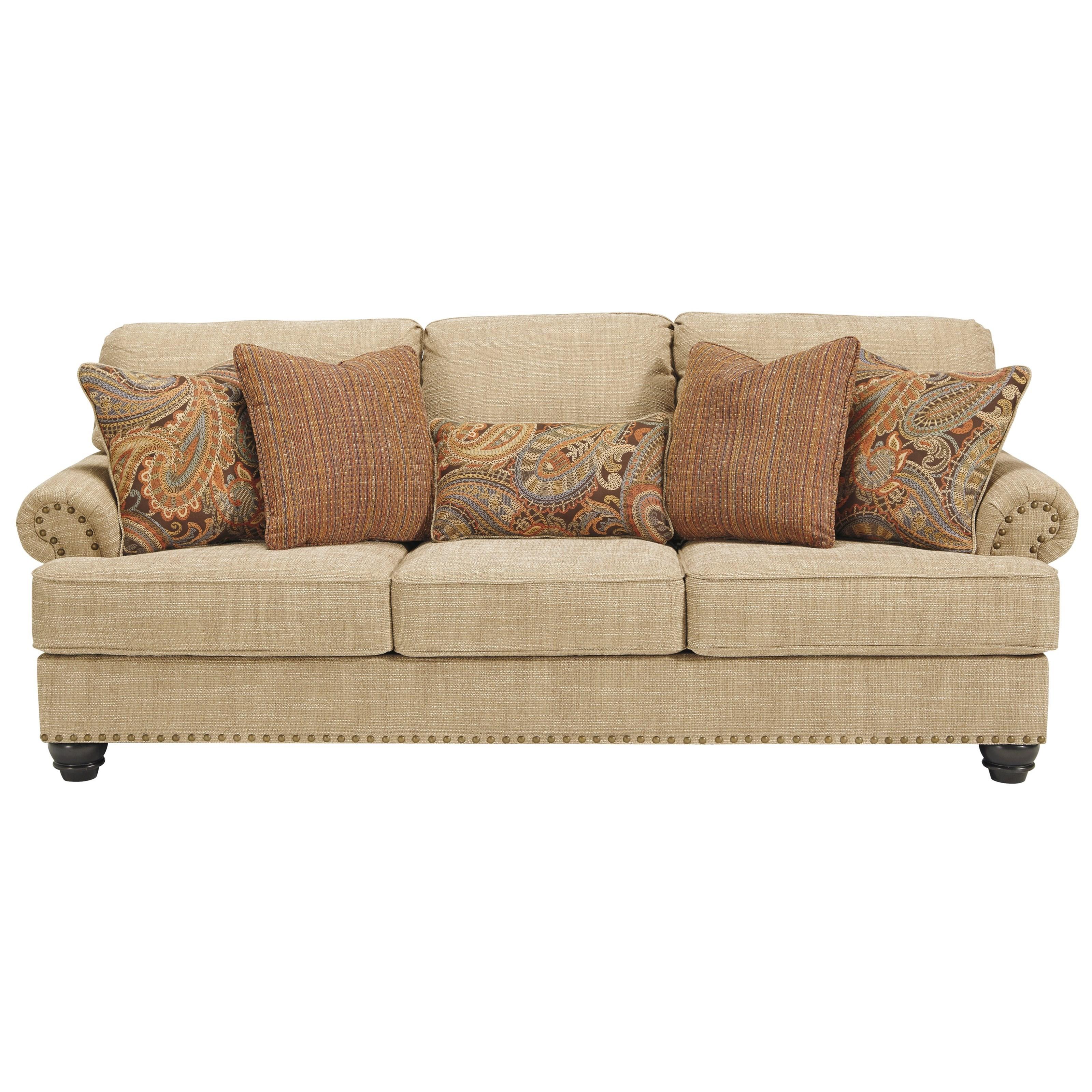 Benchcraft Candoro Queen Size Sofa Sleeper - Item Number: 1180638