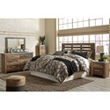 Benchcraft by Ashley Chadbrook King Bedroom Group - Item Number: B337 K Bedroom Group 2