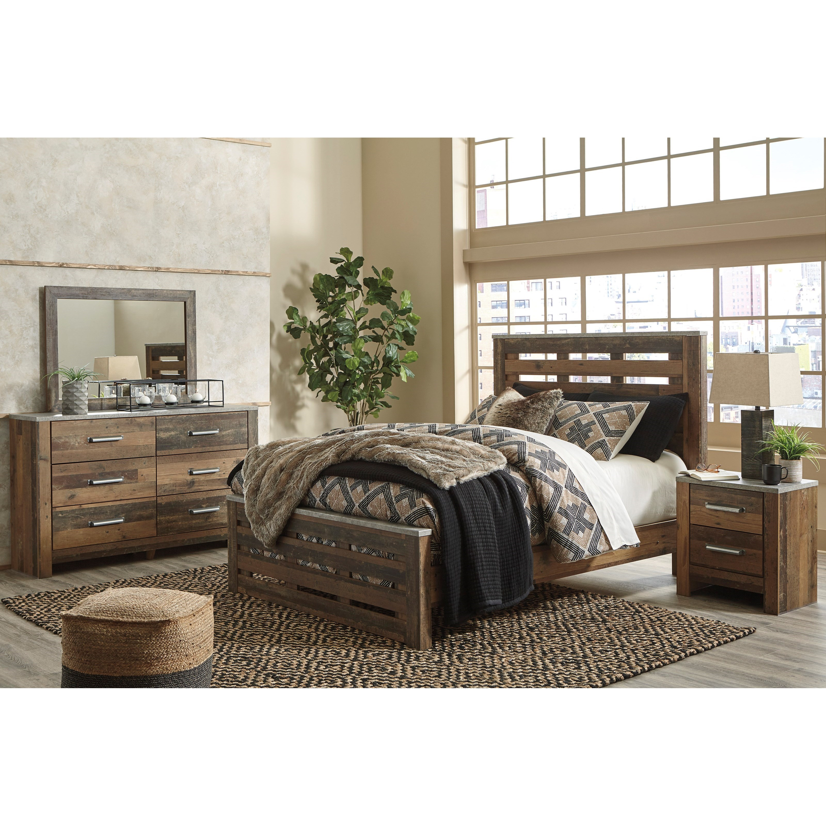 Chadbrook Queen Bedroom Group by Benchcraft at Northeast Factory Direct
