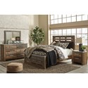 Benchcraft by Ashley Chadbrook Queen Bedroom Group - Item Number: B337 Q Bedroom Group 1