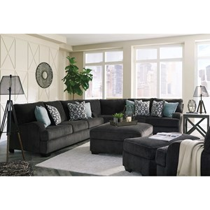 Benchcraft Charenton Stationary Living Room Group
