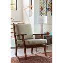 Benchcraft Dahra Danish Modern Style Accent Chair