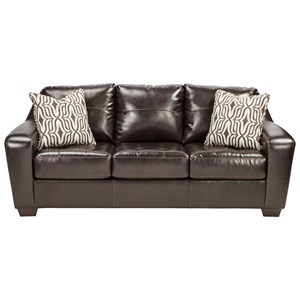 Ashley Coppell DuraBlend® Queen Sofa Sleeper