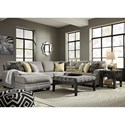 Ashley Cresson Stationary Living Room Group - Item Number: 54907 Living Room Group 1