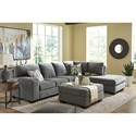 Benchcraft by Ashley Dalhart Living Room Group - Item Number: 85703 Living Room Group 2