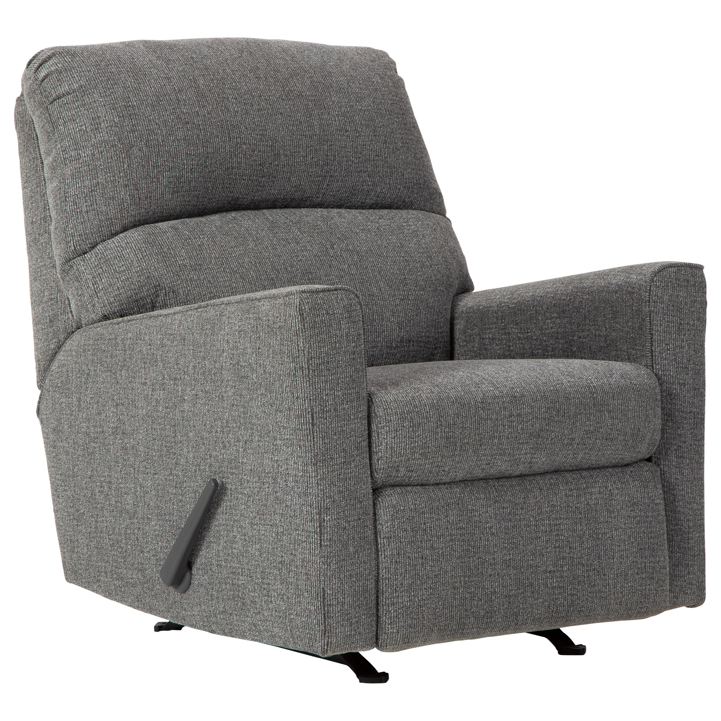 Dalhart Rocker Recliner by Benchcraft at Beck's Furniture
