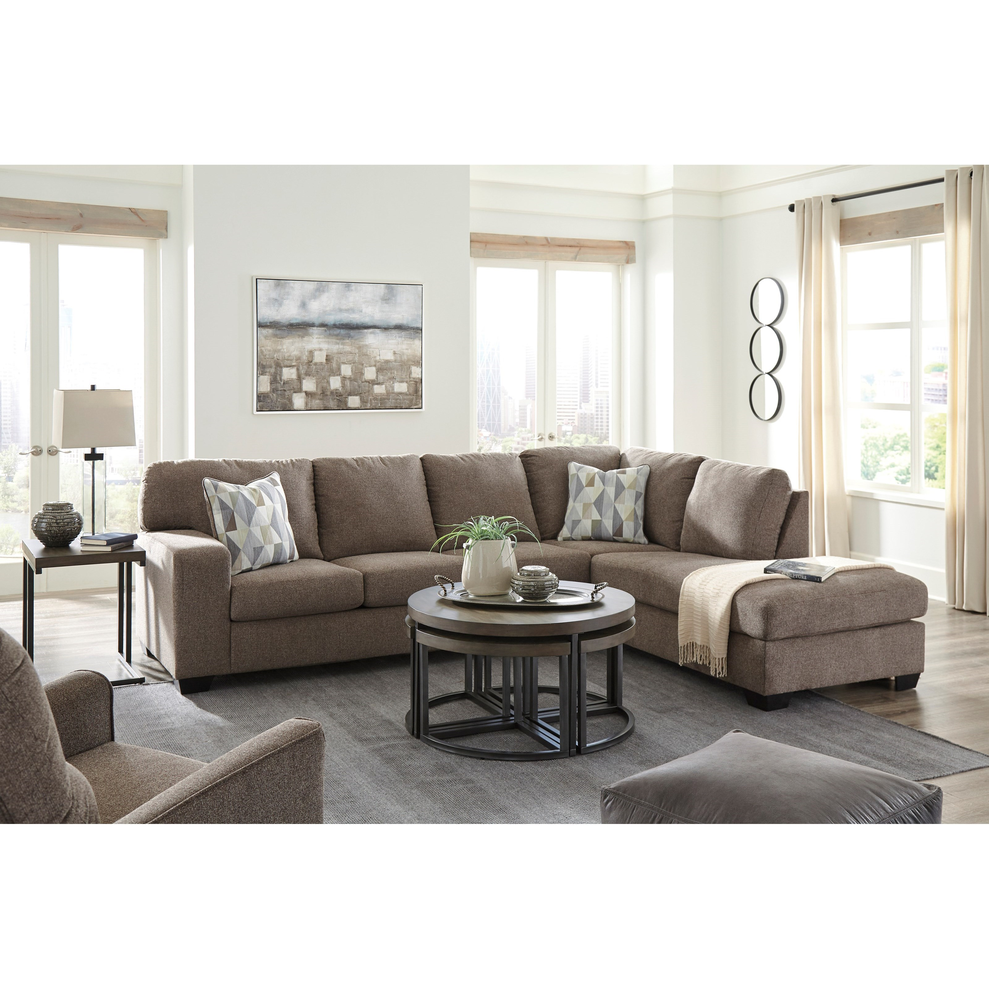 Dalhart Living Room Group by Benchcraft at Northeast Factory Direct