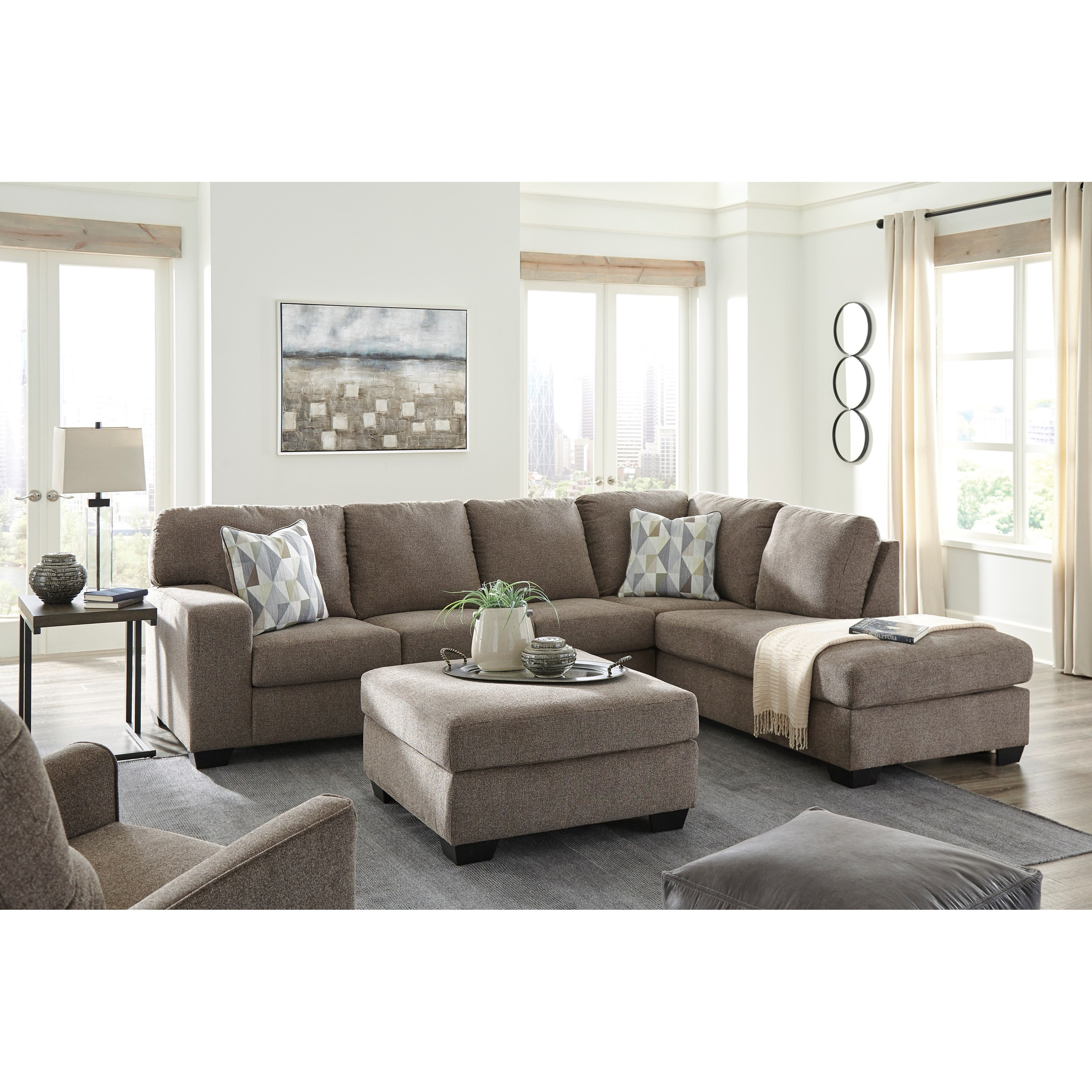 Dalhart Living Room Group by Benchcraft at Walker's Furniture