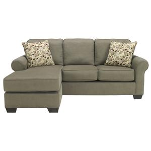 Benchcraft by Ashley Danely - Dusk Sofa Chaise