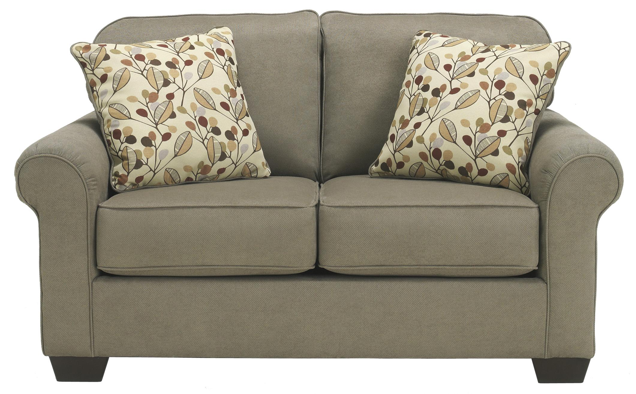 Benchcraft Danely - Dusk Loveseat - Item Number: 3550035
