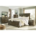Benchcraft Darloni King Bedroom Group - Item Number: B734 K Bedroom Group