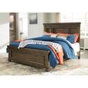 Benchcraft Darloni Transitional King Panel Bed