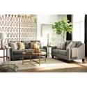 Benchcraft Daylon Stationary Living Room Group