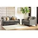 Benchcraft Daylon Stationary Living Room Group - Item Number: 42304 Living Room Group 1