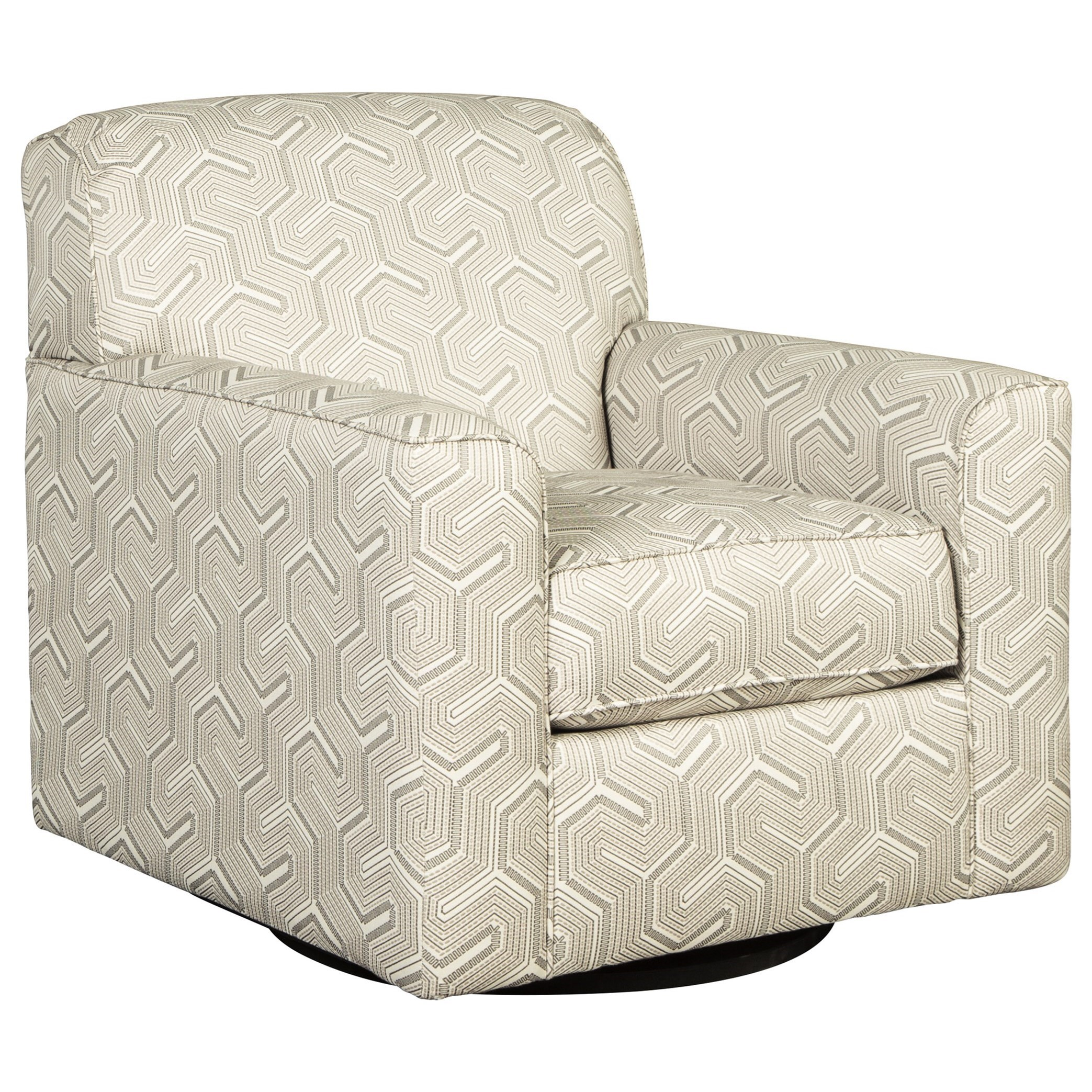 Benchcraft Daylon Swivel Accent Chair - Item Number: 4230444
