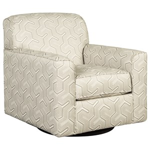 Benchcraft Daylon Swivel Accent Chair