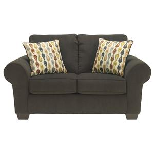 Benchcraft Deandre - Java Loveseat