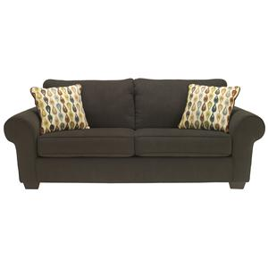 Benchcraft Deandre - Java Queen Sofa Sleeper