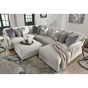 Benchcraft Dellara Stationary Living Room Group