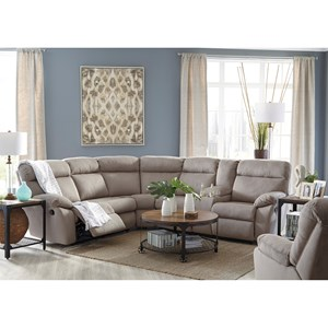 Benchcraft Demarion Reclining Living Room Group