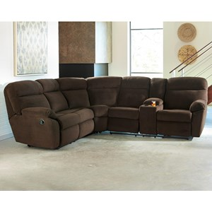 Ashley Demarion 2-Piece Reclining Corner Sectional