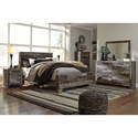 Benchcraft Derekson Queen Bedroom Group - Item Number: B200 Q Bedroom Group 1
