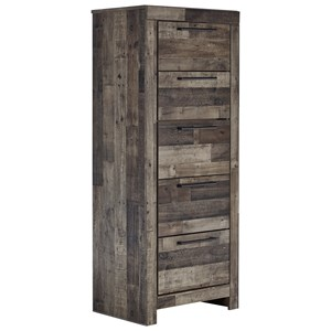 Rustic Modern Narrow Chest