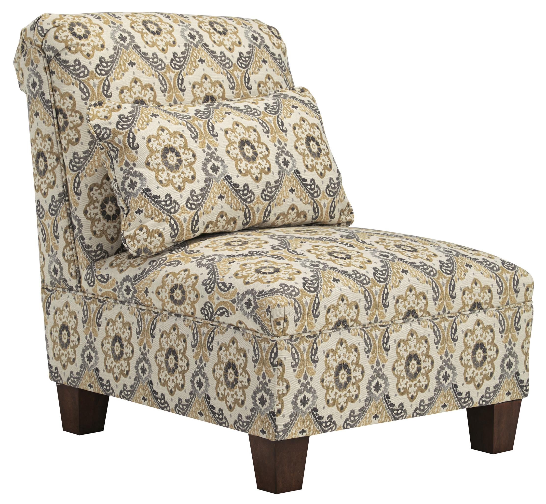 Benchcraft Emelen Armless Chair - Item Number: 4560046