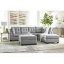 Benchcraft by Ashley Falkirk Living Room Group - Item Number: 80804 Living Room Group 1
