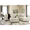 Benchcraft by Ashley Falkirk Living Room Group - Item Number: 80806 Living Room Group 1